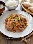 豚肉と新しょうがの甘辛炒め。簡単!ご飯が進む和風おかず。