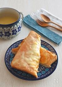 『【冷凍作りおきトースト】明太クリームトースト』