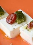 パルミジャーノでチーズ豆腐