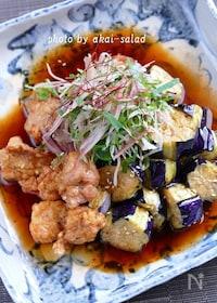 『鶏なす中華南蛮』