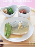 鯖(さば)の味噌煮 最低限の材料で作るレシピ