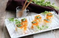 【夏の新定番おかず】喉ごしつるん!冷やして美味しい冷製あんかけ豆腐レシピ