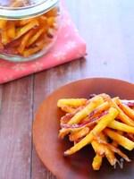 手作り「芋けんぴ」がカリカリ食感で美味♡さつまいもレシピ