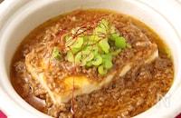 豆腐1丁でみんな大満足!10分でできる簡単とろみ煮