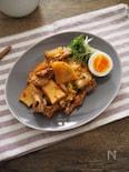 【リメイクで】豚キムチ炒め。
