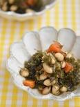 切り昆布と大豆の煮物【作り置き】