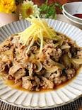 牛肉と玉ねぎのすき煮