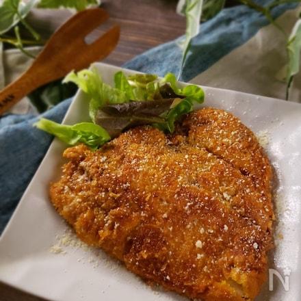 揚げずにカラッと!鶏むね肉で作るミラノ風カツレツ
