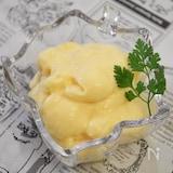 レンジで作る簡単カスタードクリーム