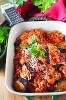 【ワンパンでなすトマト黄金レシピ】とろとろなすのミートソース