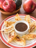 Apple Pie Potstickers