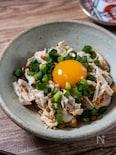 ネバネバが絡んで美味しい『ささみ納豆』