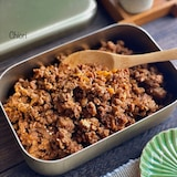 こってり甘辛☆スタミナ肉味噌【万能作り置き】