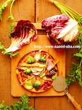 【魚焼きグリルで作る】秋冬野菜ピザ