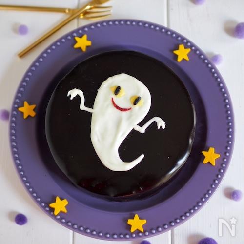 ねないこだれだ〜のチョコムースケーキ
