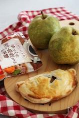 「適糖生活」ラ・フランスのパイ