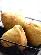 絶対美味しい!作ってみて!お好みの具材de基本のサモサ生地