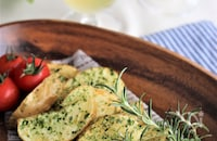 コンソメ青のり味のポテトフライ