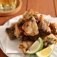 【魚レシピ】魚嫌い克服!ブリの塩麹唐揚げ