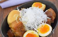 【鍋でやわらか】豚の角煮
