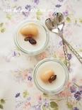低脂肪で食物繊維豊富!白花豆のレアチーズケーキ