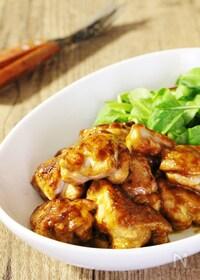 『焼いて絡めるだけ!<鶏の甜麺マヨ焼き>』
