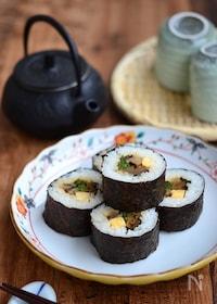 『具だくさん太巻き寿司【作りおき】 』