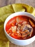 白身魚の切り身でお手軽メウンタン(白身魚の辛いスープ)