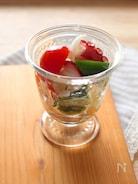 タコとキヌアの塩レモンマリネ