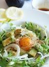 アボカドと新たまねぎのサラダ