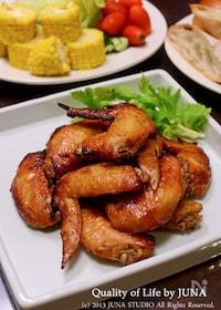 『JUNA風辛味チキン』