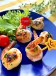 お弁当の隙間埋め!すぐ出来る〝海老マヨ焼き〟