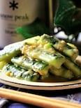 基本の和食シリーズ!きゅうりの酢味噌和え