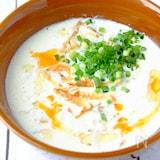 〈くらし薬膳〉鹹豆漿(シェントウジャン)