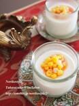ココナッツミルク豆腐