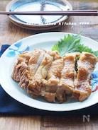 10分煮るだけ!柔らかさっぱり鶏チャーシュー