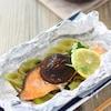 開けるのが楽しみになる!フライパンで簡単!秋の味覚「鮭」をホイル焼きで楽しもう