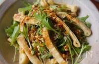 サラダから炒め物まで!シャキシャキ水菜を徹底的に使いまわすレシピ集
