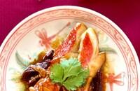 金目鯛のベトナム風煮付け