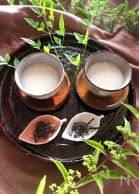 『熱中症予防に!飲む点滴!簡単甘酒♡』