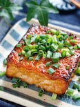 厚揚げの味噌マヨ漬け焼き【#トースター #糖質OFF】