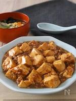 子どもにも美味しい!辛くない麻婆豆腐