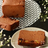 濃厚☆お豆腐チョコレートケーキ