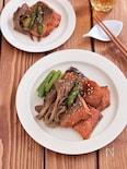 ふっくらやわらかい鮭の照り焼き【下味冷凍レシピ】