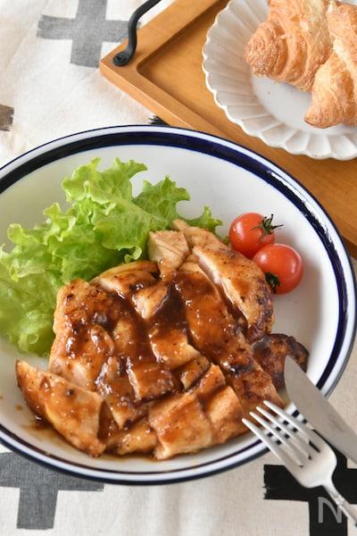 肉 鶏 レシピ むね