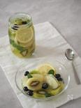 【ビタミン補給に!】グレープフルーツとキウイのフルーツポンチ