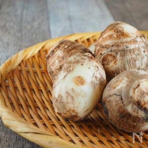 【おせちのキホン】里芋の六方むき