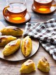 【簡単おやつ】バター・砂糖不使用!焼き芋のスイートポテト