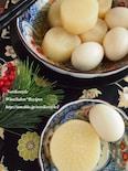 オイスターソースで大根と玉子の煮物
