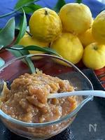 手作り♡柚子味噌